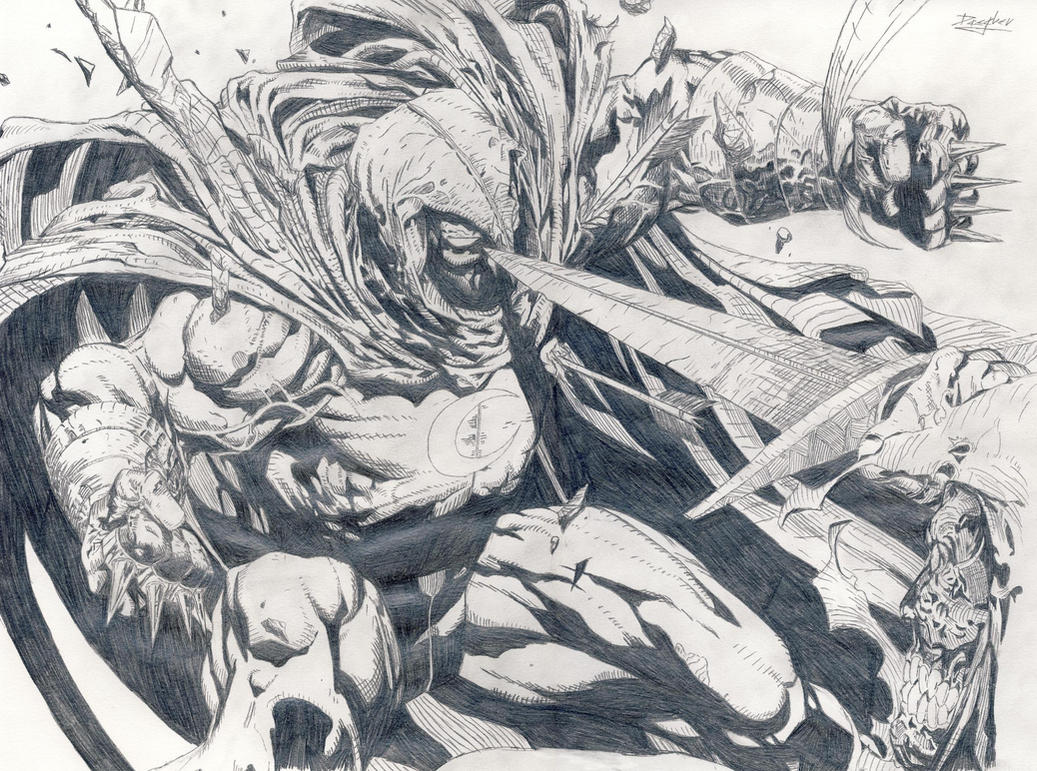 moon knight vs taskmaster - photo #21