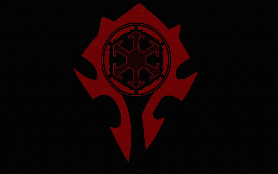 Sith Horde 1 (Star Wars / World Of WarCraft) Wallp by JaxxTraxx