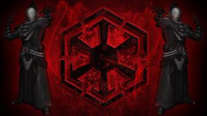 Sith-Empire Logo - Sith Inquisitor WP by JaxxTraxx