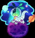 lil astronaut