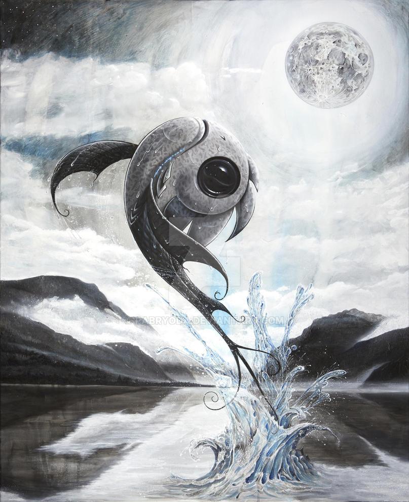 LarioMOon-ComoLakemoon by Pabryoda