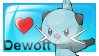 Dewott Stamp by B33B