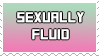 Sexually Fluid stamp by B33B
