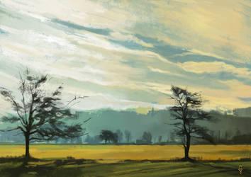 Landscape by urminnet