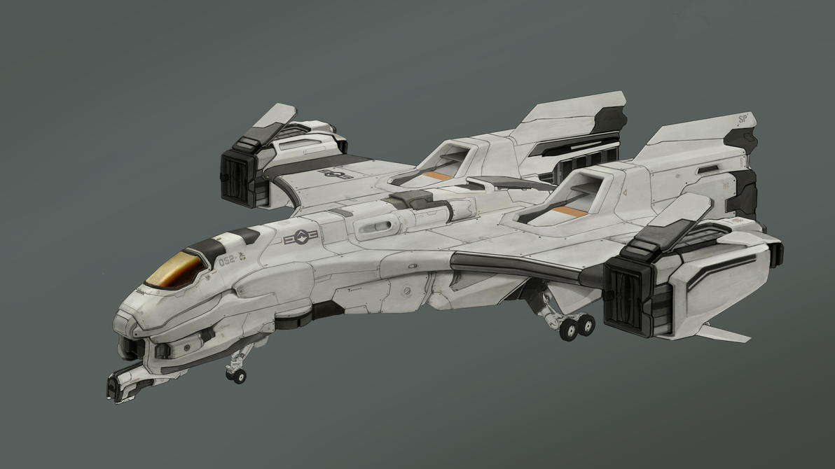 Omega Class Seeker 052 by bflynn22