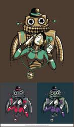 Paranoid Android by JulietteYork