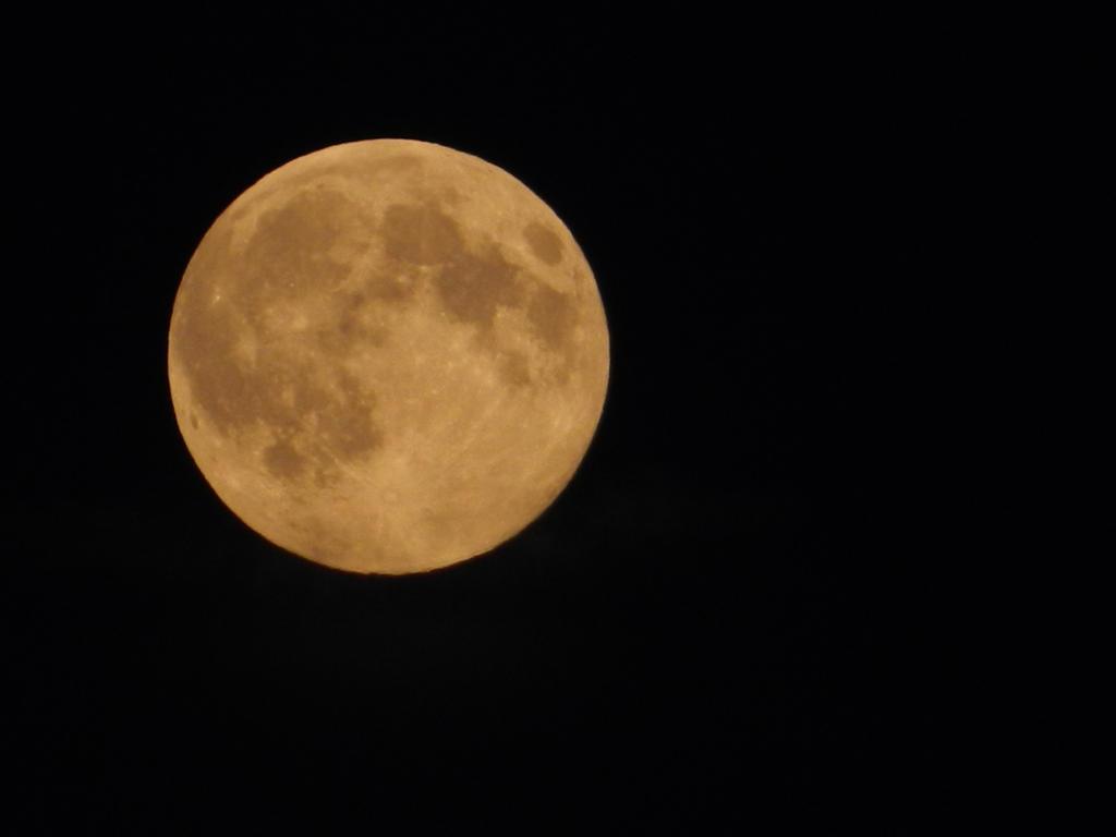 Moon, 10.08.2014 by diamar86