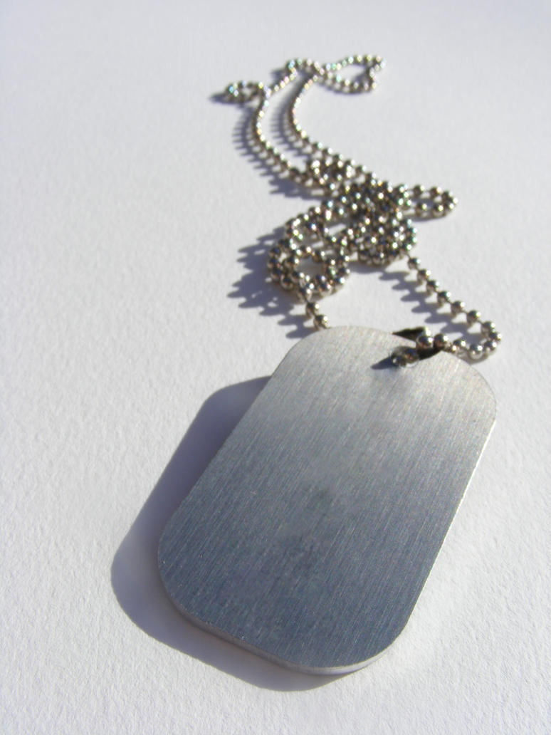 dog tag stock 10 by hatestock