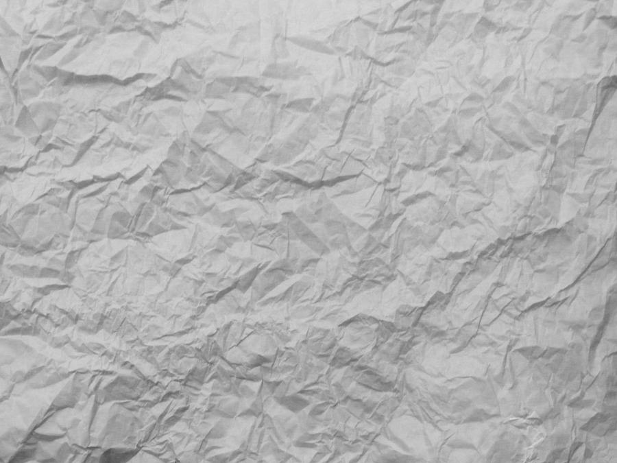 how to draw a scrunched up paper
