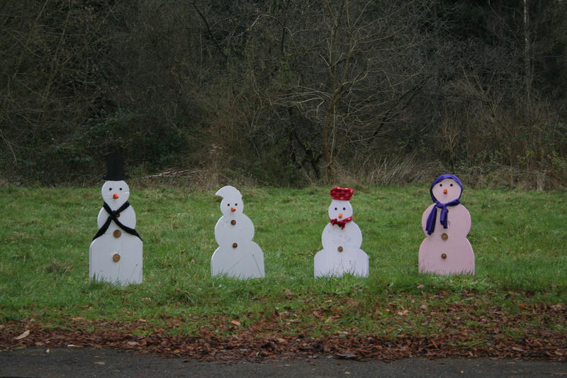 Snowmen by CD-STOCK