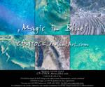Magic in Blue Exclusive Texture Set