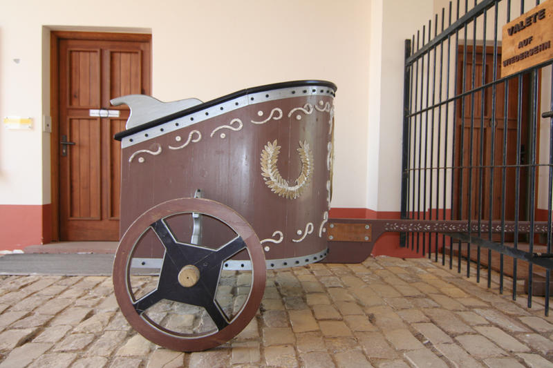 Roman Chariot by CD-STOCK