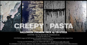 Creepy Pasta Premium Pack
