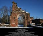 Winter Abbey by CD-STOCK Premium Stock
