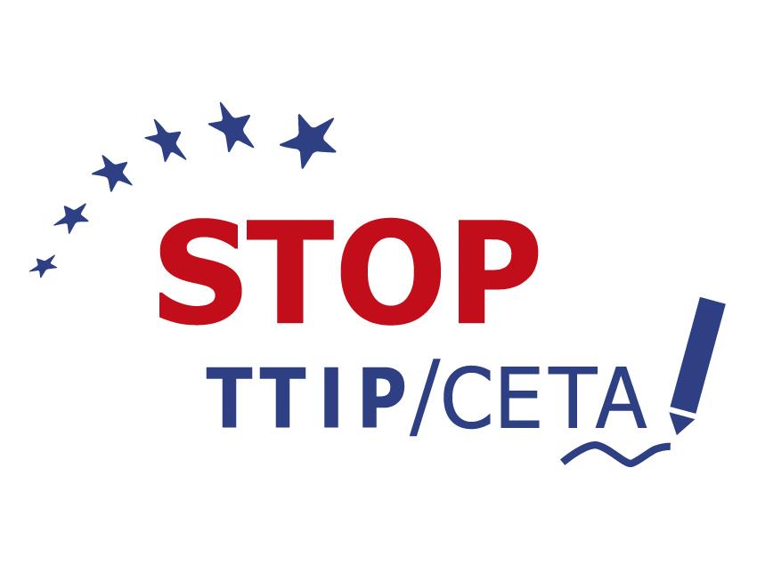 STOP TTIP CETA Logo Frei by CD-STOCK