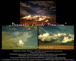 Dramatic Clouds Premium Preview CD-STOCK by CD-STOCK