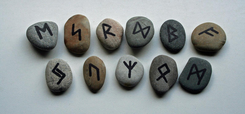 Stone Runes by CD-STOCK by CD-STOCK