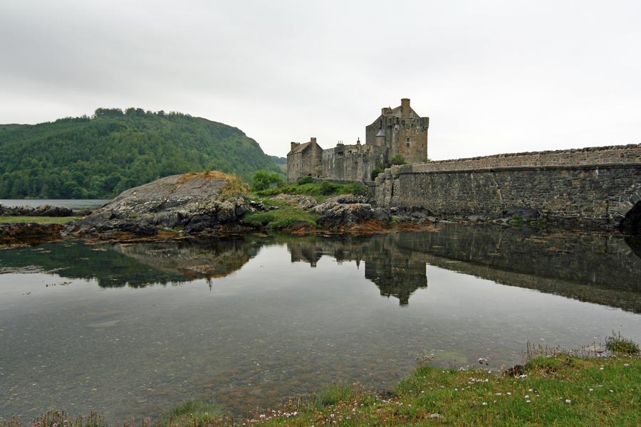 Donan Castle by CD-STOCK by CD-STOCK