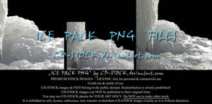 Ice Pack PNG CD-STOCK