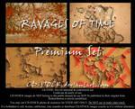 RAVAGES OF TIME Premium Set CD-STOCK
