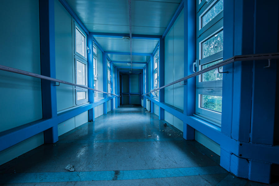 Abandoned Hospital 03 CD-STOCK by CD-STOCK
