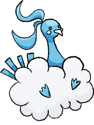 Altaria by CrazyTree101