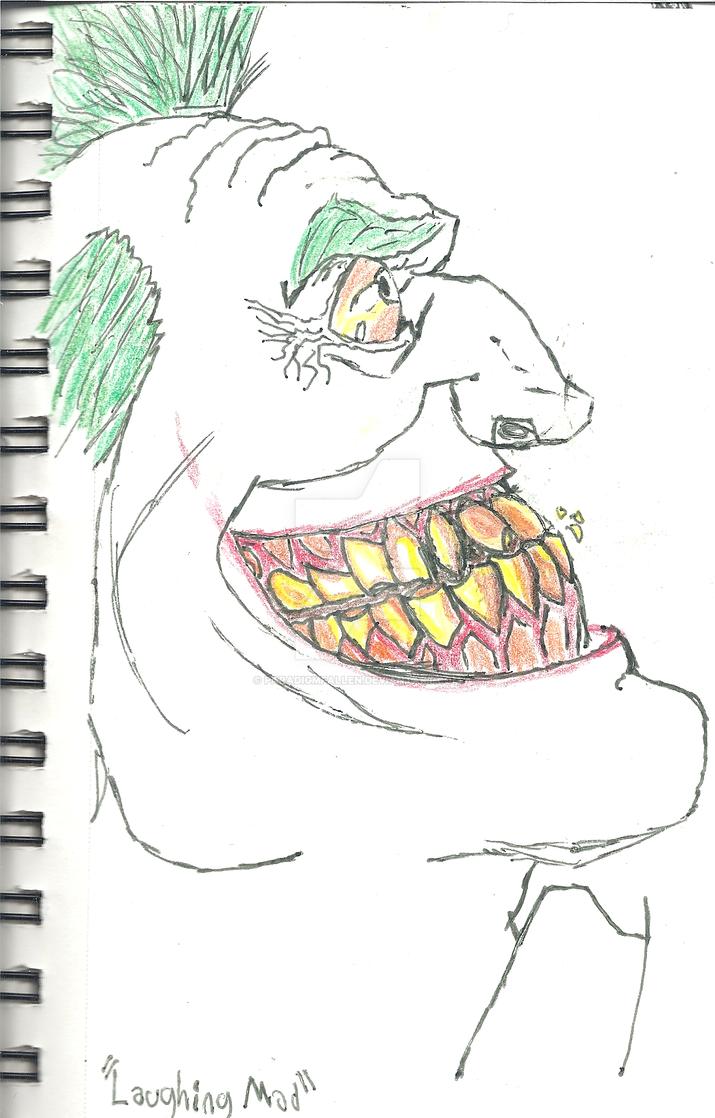 Joker by ParadigmFallen