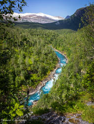 Turquoise River