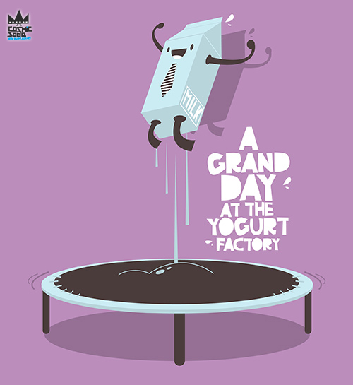 A Grand Day.. design by cosmicsoda