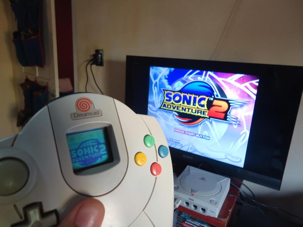 sonic adventure 2 dreamcast download iso