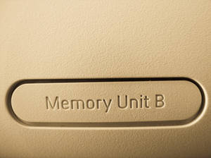 Memory Unit B