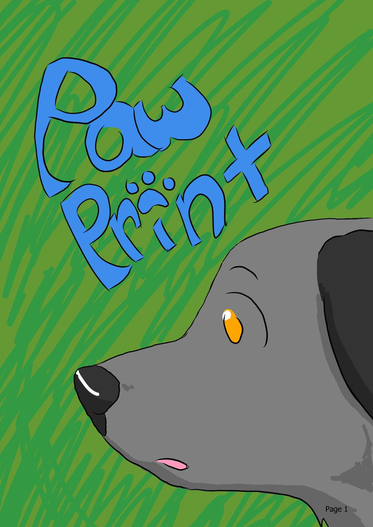 PawPrint cover redo by FoodStamps1