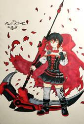Ruby Rose -Vol.6 by FrostKiller605