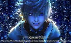 Christmas Roxas - KHII