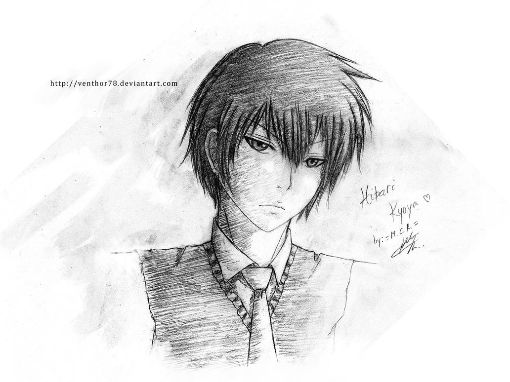 Free sketch hibari by venthor78 on deviantart for Sketch online free