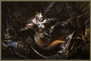 The Viper Fox Assassin