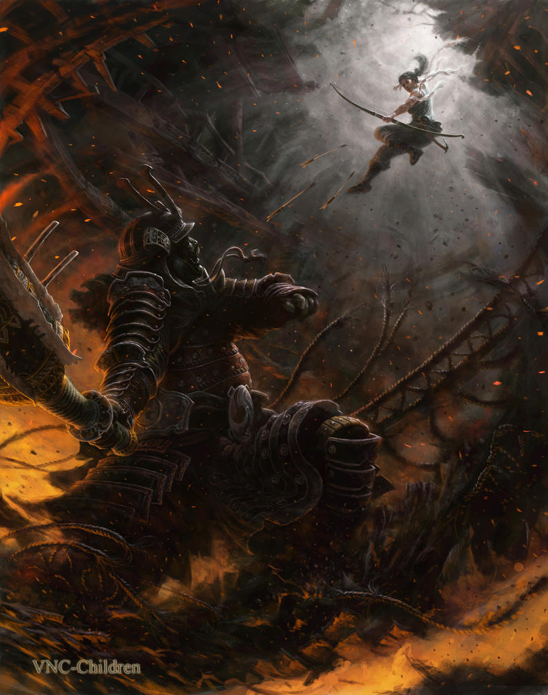 Tomb Raider Reborn by VNC-Children