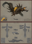 Ancient Leviathan-Monster Hunter Inspired Concept