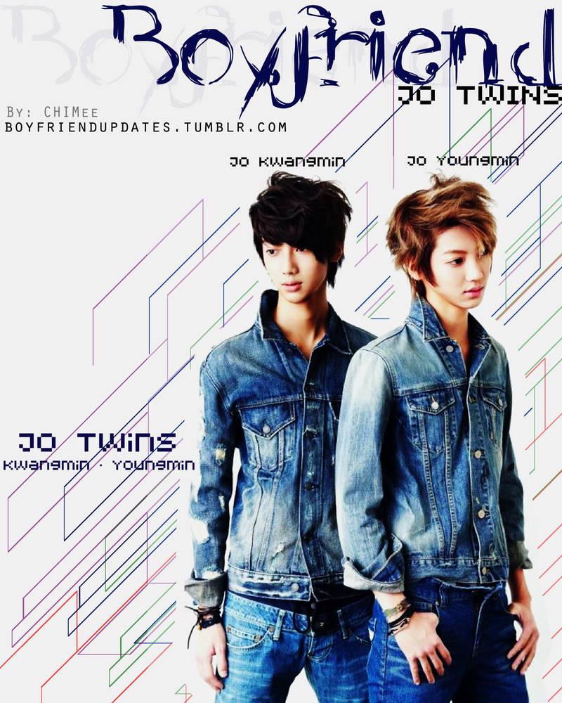 Boyfriend JO TWINS by 20MCOvercomer on DeviantArt