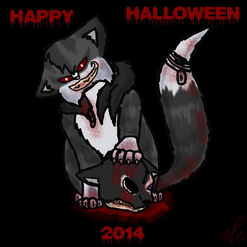 Halloween Rain 2014 by ilovemy3cats