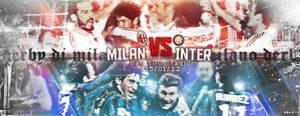 Milan vs Inter - Derby di Milano 2012