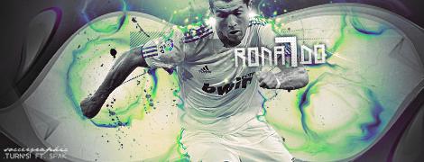 Cristiano Ronaldo ft. .turn's!