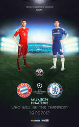 Bayern Monaco vs Chelsea Final Champions League