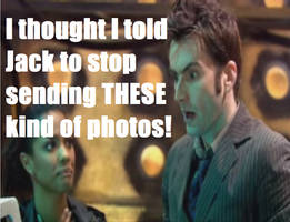 The Doctor is Shocked