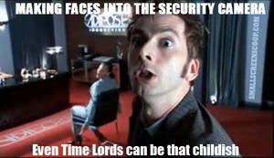 Childish Time Lord