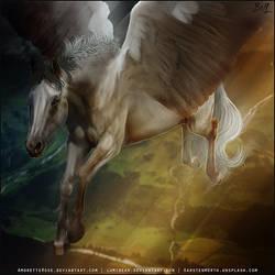Appy Pegasus by FelixFelicias