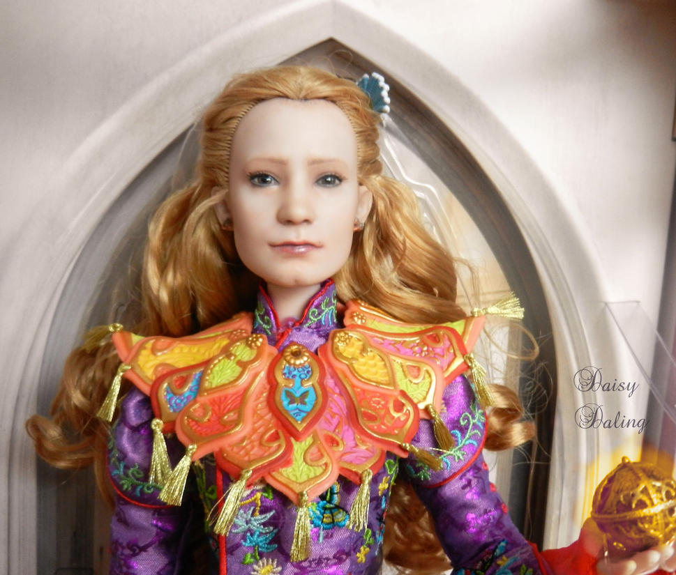Disney's Alice Through the Looking Glass Ooak Doll by DaisyDaling