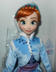 Disney's OFA Anna OOAK Doll Repaint