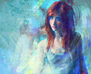 Susan Coffey by MartaNael