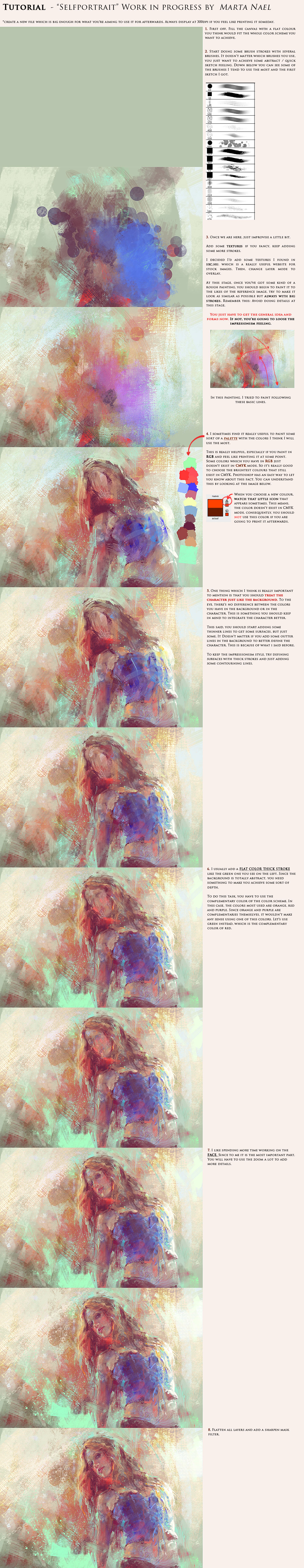 Digital Impressionism Tutorial
